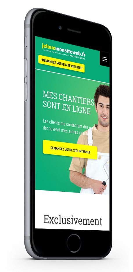 Site Internet mobile ou Iphone à Clermont-Ferrand