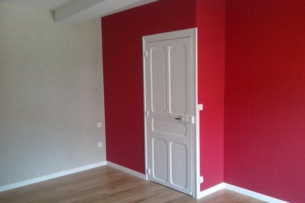 rénovation intérieure chambre après - solution travaux rénovation