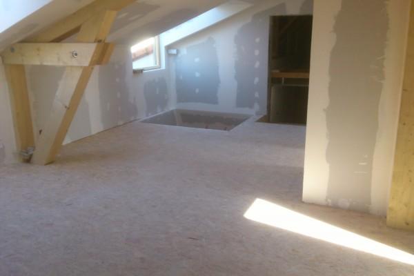 rénovation intérieure combles après 1 - solution travaux rénovation