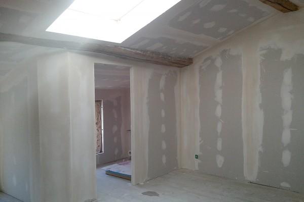 rénovation intérieure combles après 3- solution travaux rénovation